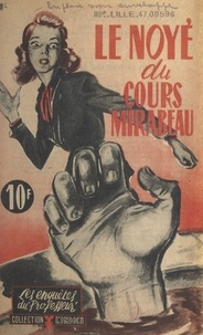 René Byzance - Le noyé du cours Mirabeau.