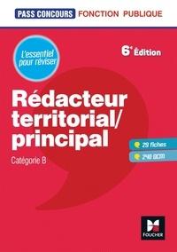 René Canfin Doco et Florence Lapierre Daric - Rédacteur territorial / principal catégorie B.