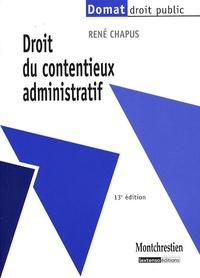 Accentsonline.fr Droit du contentieux administratif Image