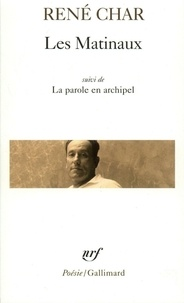 René Char - .