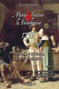 René Charrier et Marthe Coutand - Marie-Jeanne la Vendéenne 1793.