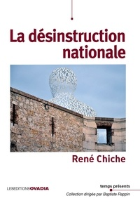René Chiche - La désinstruction nationale.