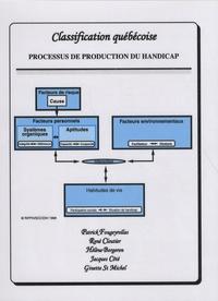 René Cloutier - Classification québécoise - Processus de production du handicap.
