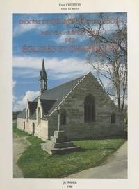 René Couffon et Alfred Le Bars - Diocèse de Quimper et de Léon - Nouveau répertoire des églises et chapelles.