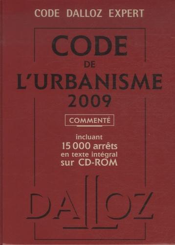René Cristini - Code de l'urbanisme 2009. 1 Cédérom