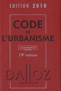Code de lurbanisme 2010 commenté.pdf