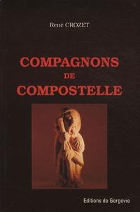 René Crozet - Compagnons de Compostelle.