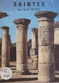 René Crozet - Saintes - Ville romaine et romane.