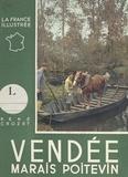 René Crozet et Jean Dieuzaide - Vendée - Marais Poitevin.