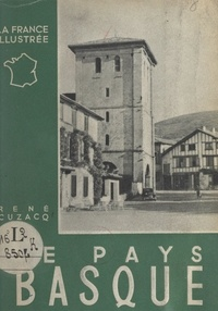 René Cuzacq et Jean Dieuzaide - Le Pays basque.