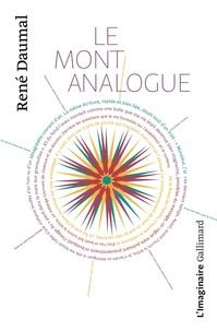 René Daumal - Le Mont Analogue - Roman d'aventures alpines, non euclidiennes et symboliquement authentiques.