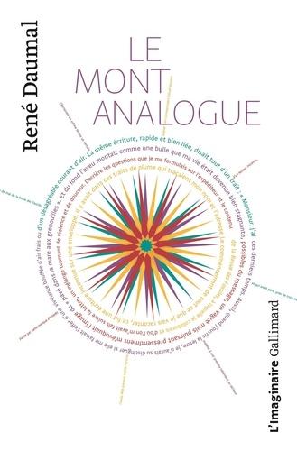 Le Mont Analogue. Roman d'aventures alpines, non euclidiennes et symboliquement authentiques