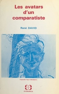 René David - Les avatars d'un comparatiste.