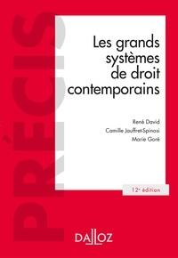 René David et Camille Jauffret-Spinosi - Les grands systèmes de droit contemporains.