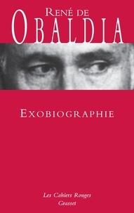 René de Obaldia - Exobiographie - Mémoires.