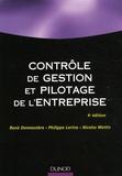 René Demeestère et Philippe Lorino - Contrôle de gestion et pilotage de l'entreprise.