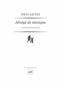 René Descartes - Abrégé de musique - Compendium musicae.