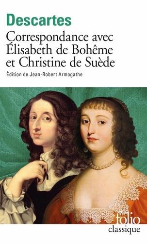 Correspondance avec Elisabeth de Bohême et Christine de Suède - Format ePub - 9782072553493 - 5,99 €
