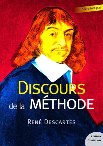 Discours de la méthode - 9782363073457 - 1,99 €