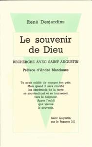 Deedr.fr Le souvenir de Dieu. Recherche avec saint Augustin Image