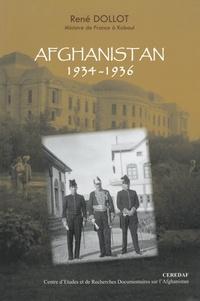 René Dollot - Afghanistan, 1934-1936.