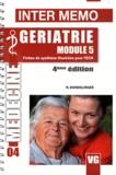René Dondelinger - Gériatrie module 5.