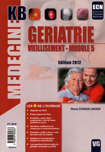 René Dondelinger - Gériatrie, vieillissement module 5.