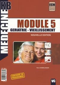 René Dondelinger - Gériatrie-vieillissement.