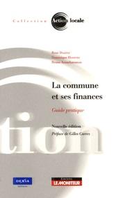 René Dosière - La commune et ses finances - Guide pratique.