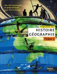 Histoire géographie Tle S - Des clés historiques et géographiques pour lire le monde. Programme 2012.pdf