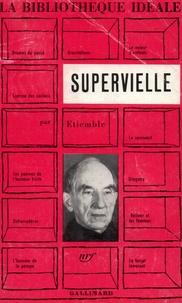 René Etiemble - Supervielle.