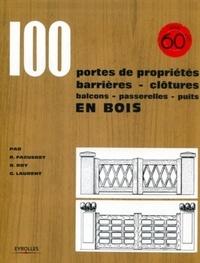 100 portes de propriétés, barrières, clôtures, balcons, passerelles, puits en bois.pdf