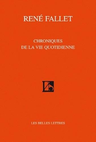 René Fallet - Chroniques de la vie quotidienne.