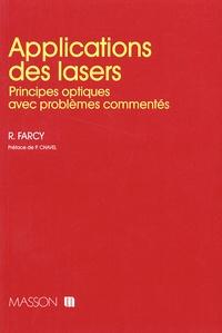 Goodtastepolice.fr Applications des lasers. Principes optiques avec problèmes commentés Image