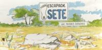 René Florentin - Escapade à Sète - Les pierres blanches.