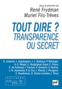 Birrascarampola.it Tout dire ? - Transparence ou secret Image