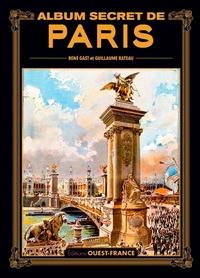 René Gast - Album secret de Paris.