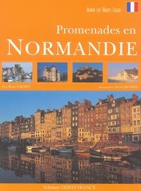 René Gaudez et Hervé Hughes - Promenades en Normandie.