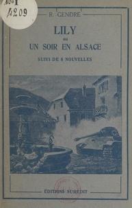 René Gendre - Sept contes.