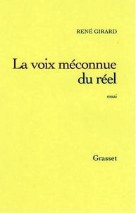 René Girard - La voix méconnue du réel.