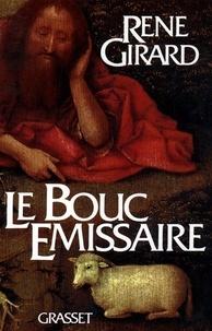 René Girard - Le bouc émissaire.