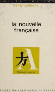 René Godenne et Jean Fabre - La nouvelle française.