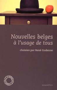 René Godenne - Nouvelles belges à l'usage de tous.
