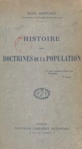René Gonnard - Histoire des doctrines de la population.