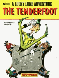 René Goscinny - A Lucky Luke Adventure  : The Tenderfoot.