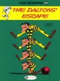 René Goscinny et  Morris - A Lucky Luke Adventure Tome 30 : The Dalton's Escape.