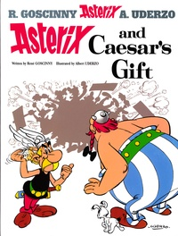 René Goscinny et Albert Uderzo - An Asterix Adventure  : Asterix and Caesar's gift.
