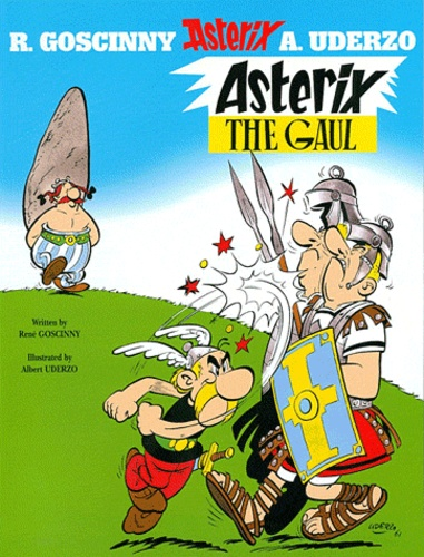 An Asterix Adventure Tome 1 Asterix the Gaul