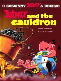 René Goscinny et Albert Uderzo - An Asterix Adventure Tome 13 : Asterix and the cauldron.