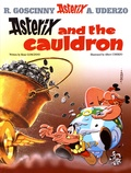 René Goscinny et Albert Uderzo - An Asterix Adventure Tome 13 : Asterix and the Cauldron.